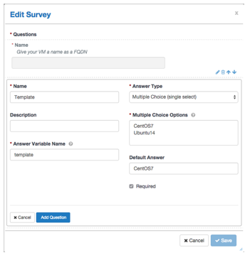 Managing VMware vSphere guests with Ansible Tower