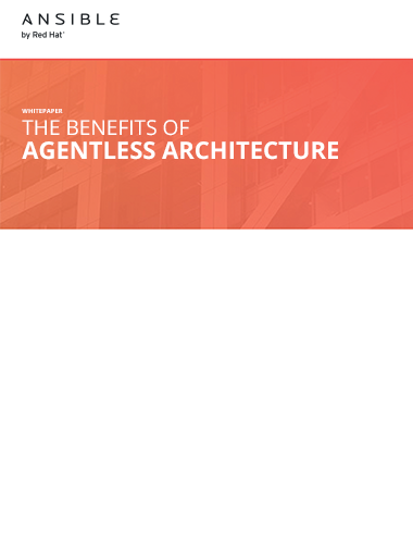 Whitepaper - Why Agentless?