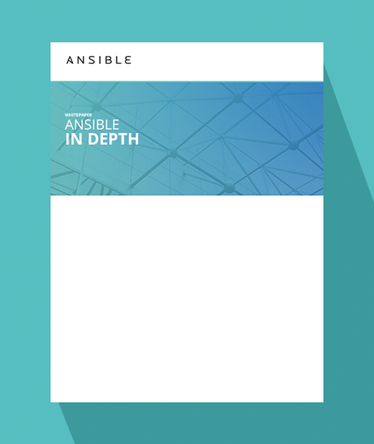 ansible-in-depth