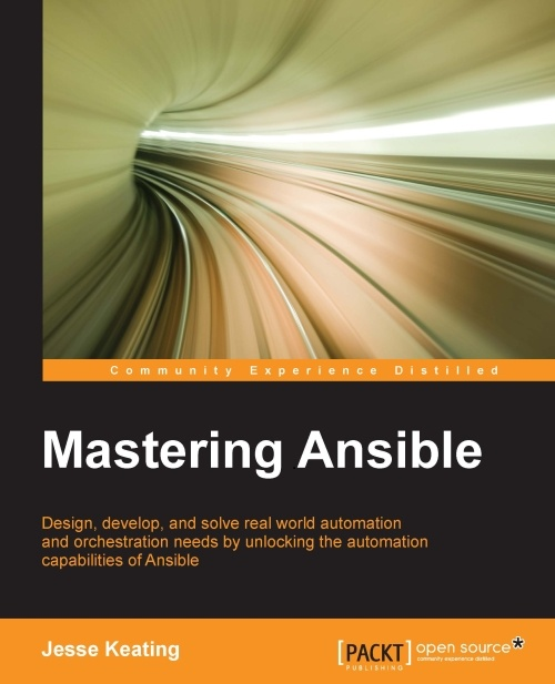 Mastering Ansible ebook