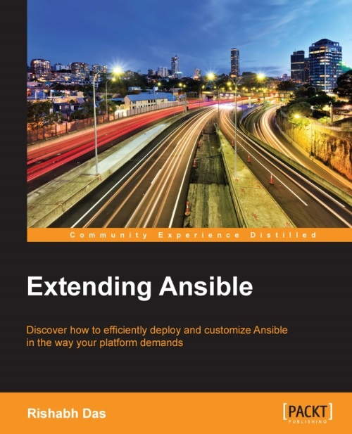 Extending Ansible eBook Preview