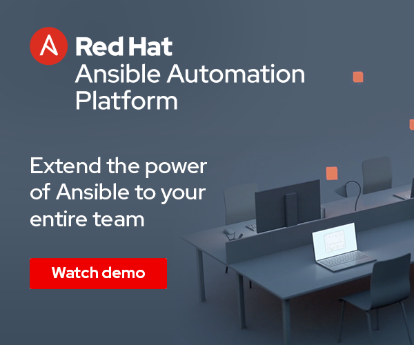 Ansible Tower by Red Hat