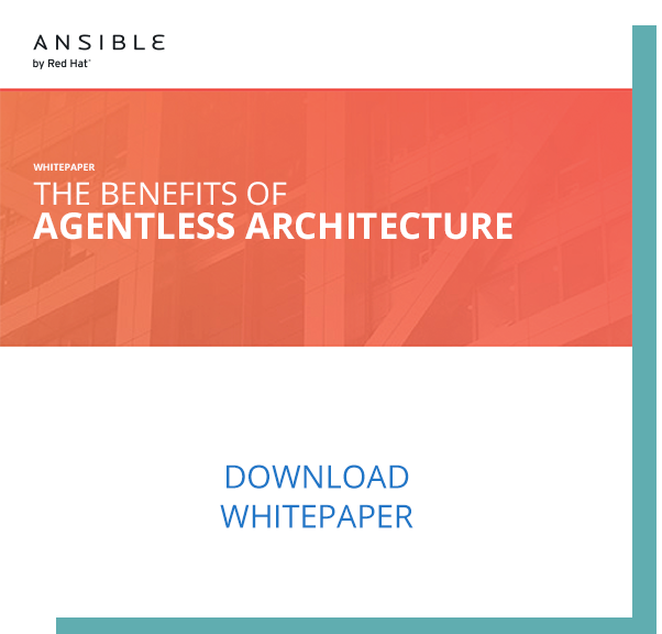 Agentless Architecture Whitepaper