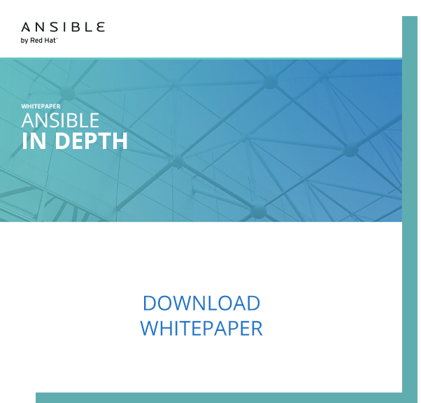 Ansible In-depth Whitepaper