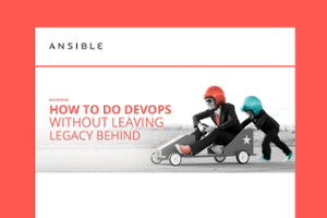 Whitepaper: How to Do DevOps Without Leaving Legacy Behind