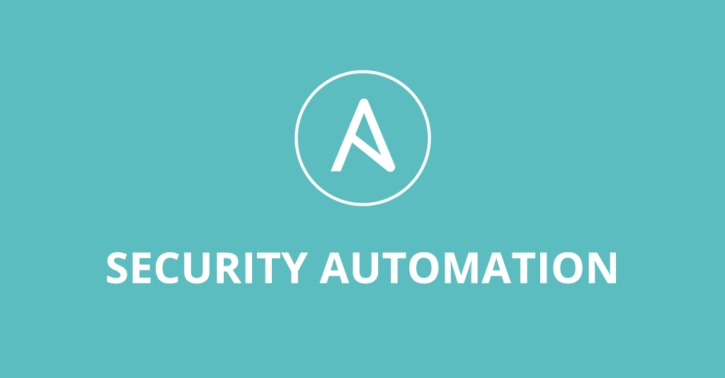 Ansible-Security