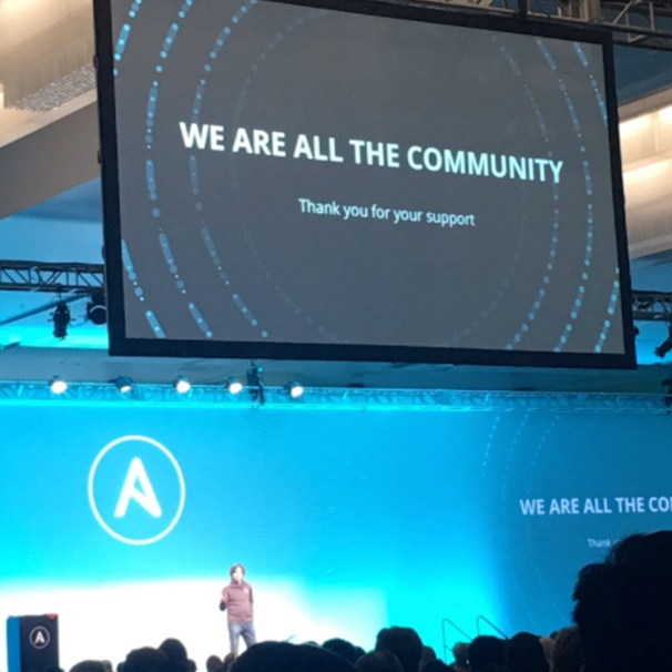 Ansible Fest SF 2017
