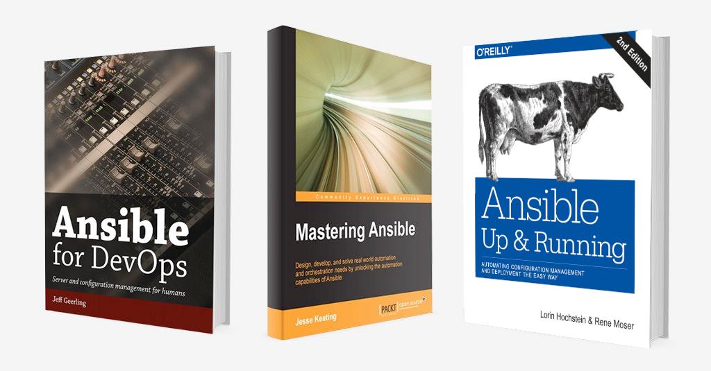 Ansible eBooks