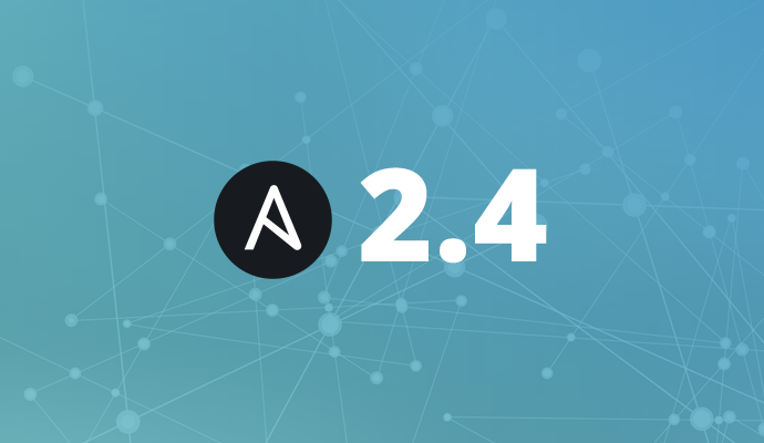 Ansible 2.4