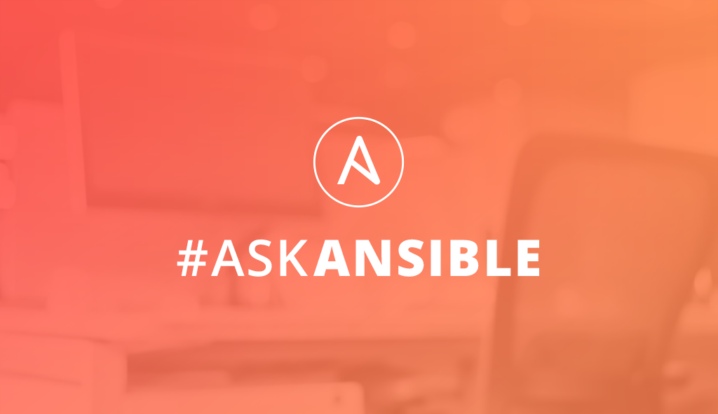 Ask Ansible