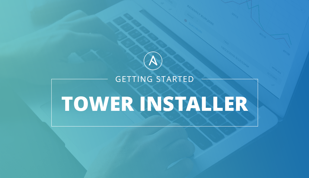 ansible tower getting started series