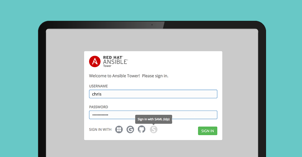 Tower Two Factor Login