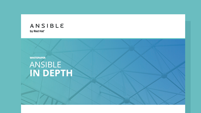 Ansible In Depth Whitepaper