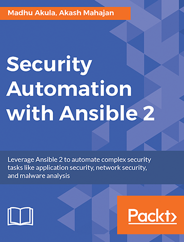 Security Automation with Ansible