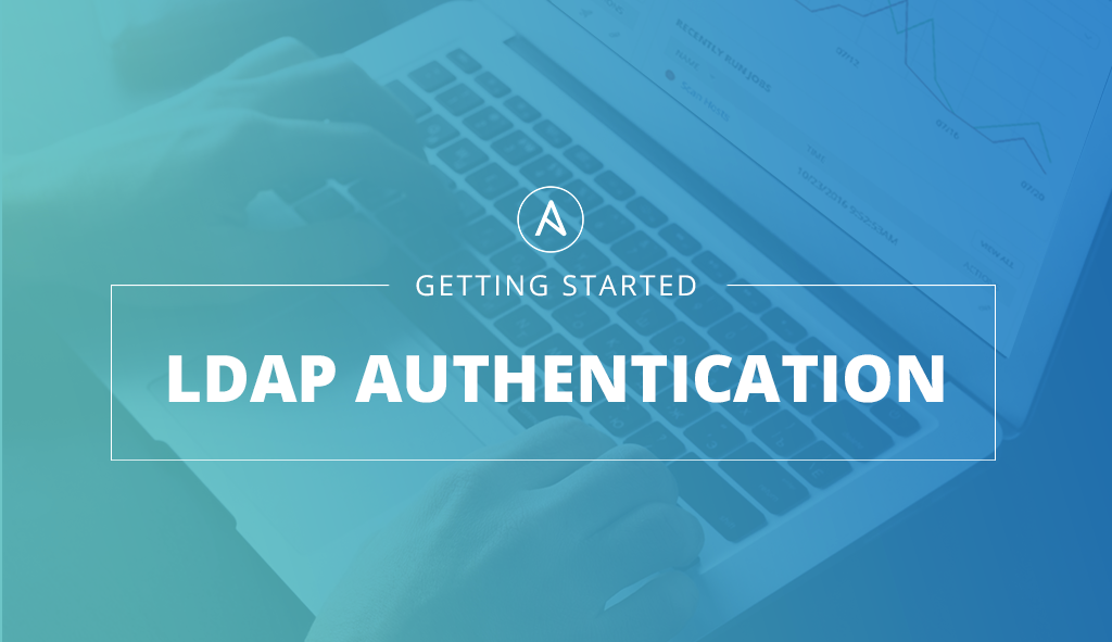Ansible Getting Started LDAP
