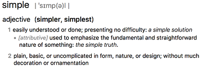 Simple-Def