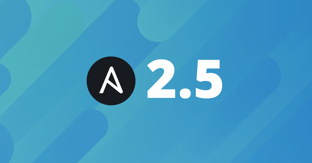 Ansible 2 5: Traveling space and time