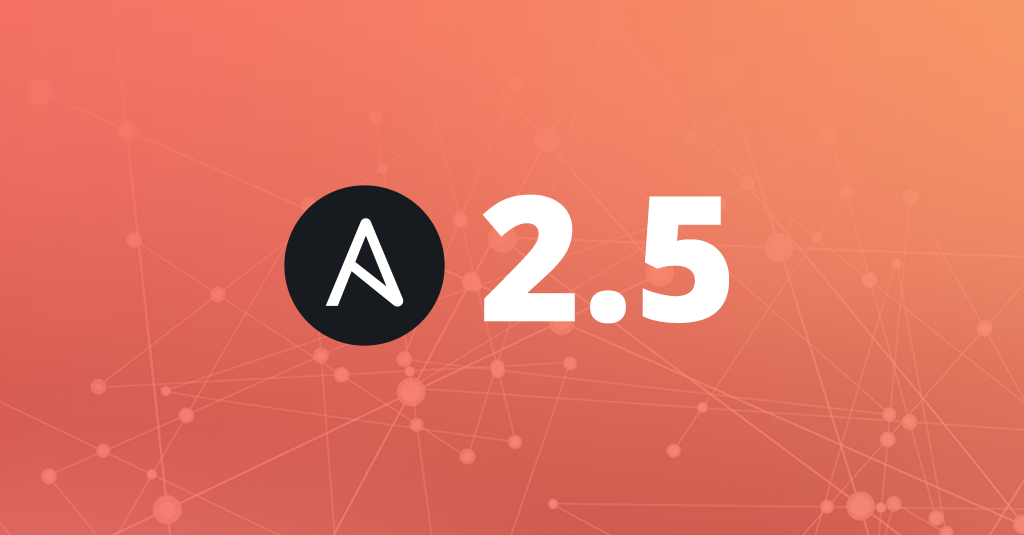 Ansible 2.5 Networking Features