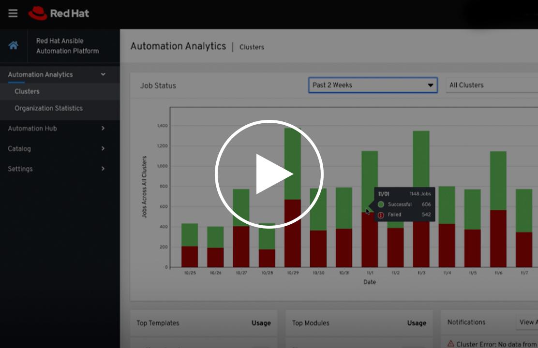 ansible analytics demo